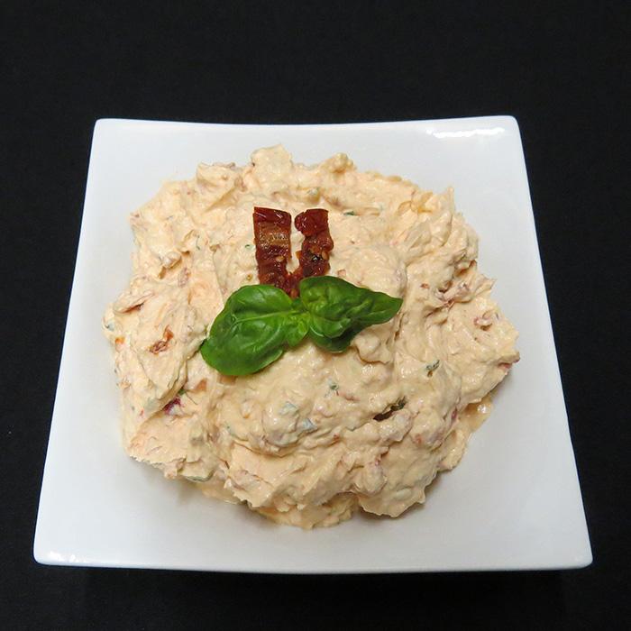 Sirina's Tomaten-Basilikumaufstrich